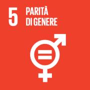 Obiettivi per lo sviluppo sostenibile - 5: parità di genere
