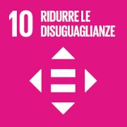 Obiettivi per lo sviluppo sostenibile - 10: ridurre le disuguaglianze