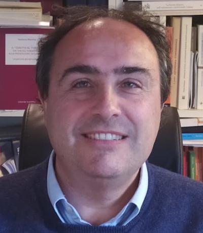 Il professor Alessandro Ferrari