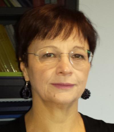 La professoressa Rossella Locatelli