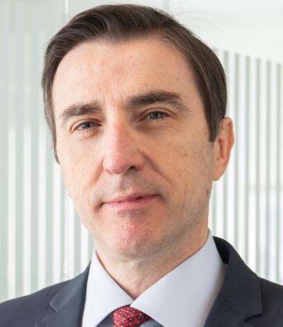 Il professor Fabrizio Vismara