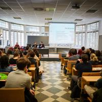 Open Day 2017 aula Padiglione Morselli