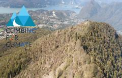 Climbing for climate a Varese